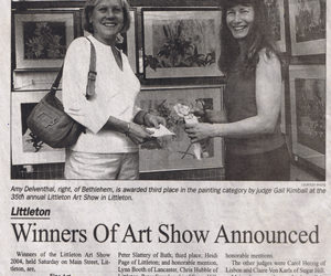 Winners of Art Show Announced
